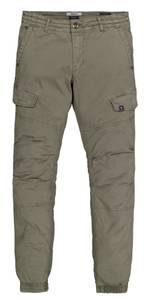 Bilde av Army grønn Garcia Cargo bukse