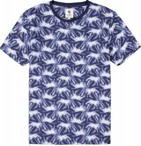 Bilde av Blå GARCIA E11003 t-skjorte