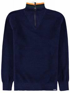 Bilde av Mørkeblå GARCIA W01047 genser