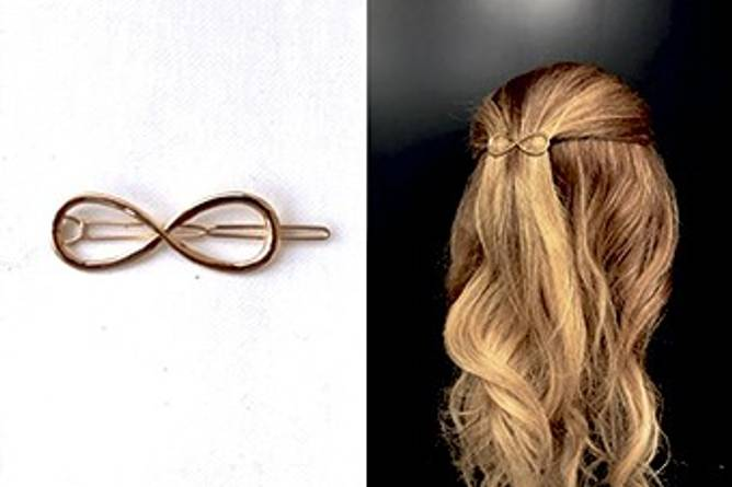 Bilde av ZG The Golden Hairclip