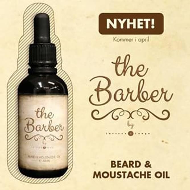 Bilde av The Barber Beard & Mustashe