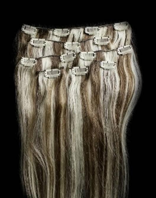 Bilde av #6/613 Brown blonde 51 cm