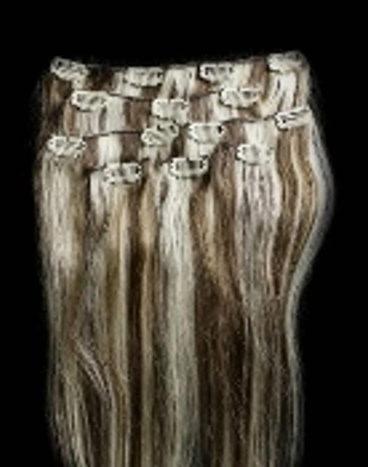 Bilde av #6/613 Brown blonde 45cm 80g