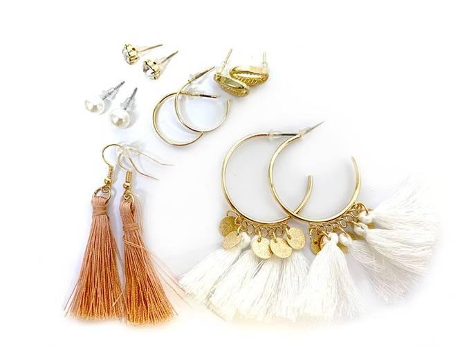 Bilde av Boho Earring Set