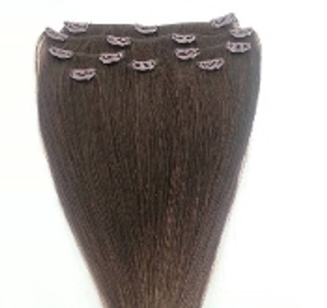 Bilde av #3 MEDIUM DARK BROWN 50 CM