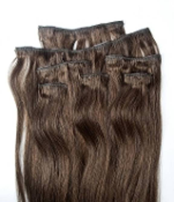 Bilde av #4 DARK BROWN 40 CM (80g)