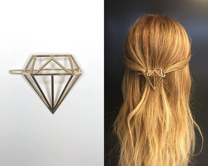 Bilde av OnFleek ClawClip Gold Diamond