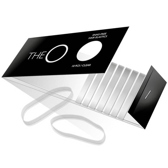 Bilde av The O Hair Elastics Clear