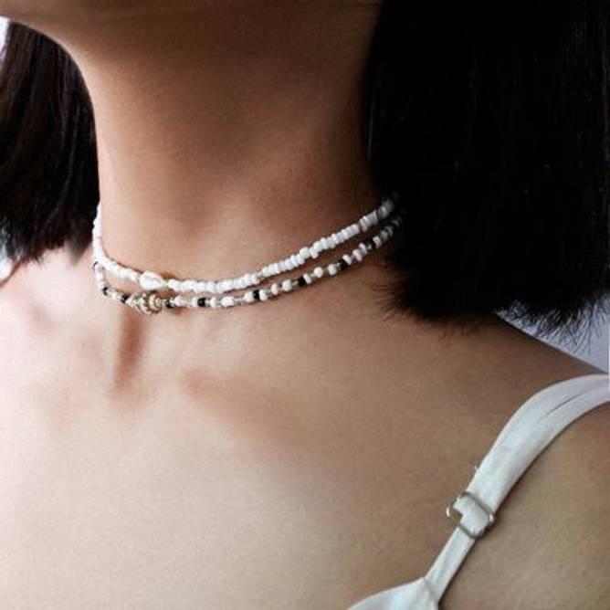 Bilde av Beachy Shell Necklace