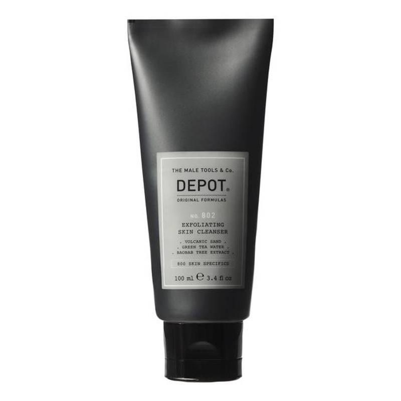 Bilde av Depot No. 802 Exfoliating Skin Cleanser ansiktsskrubb