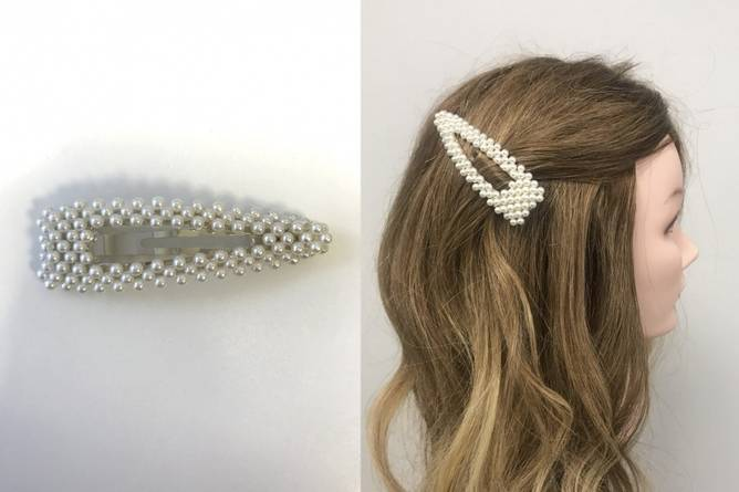 Bilde av ZG Mighty Pearl Hairclip