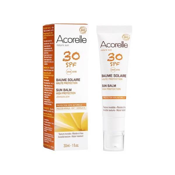 Bilde av Acorelle Sun Face Balm SPF 30 - 30 ml