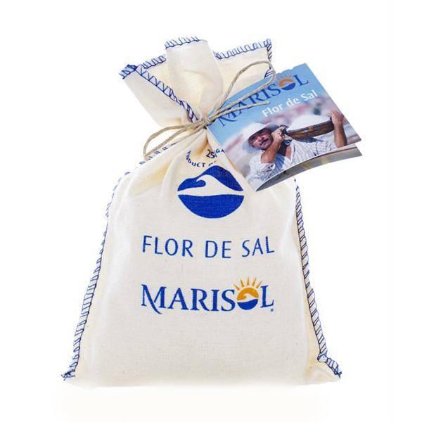 Bilde av Marisol Flor de Sal Havsalt 250 gram