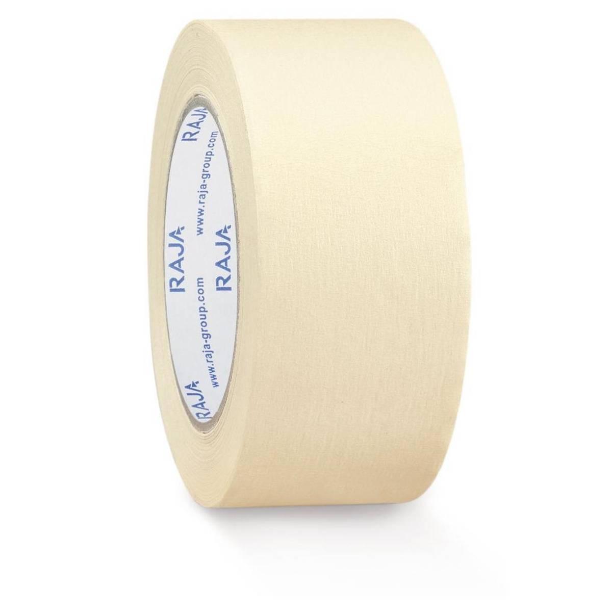 Agent M papirtape hvit 5 cm x 50 meter