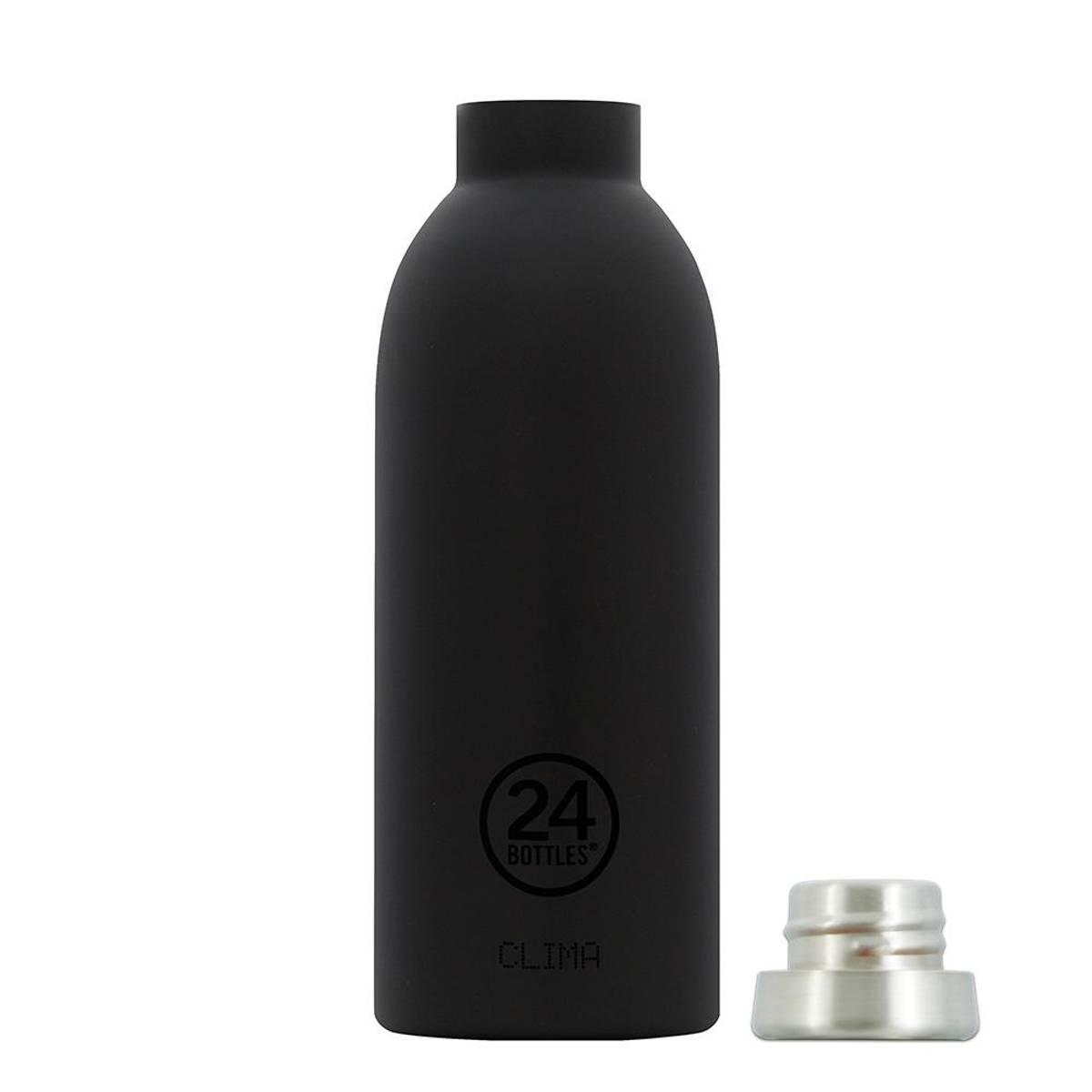 24Bottles Clima 850 ml Tuxedo Black