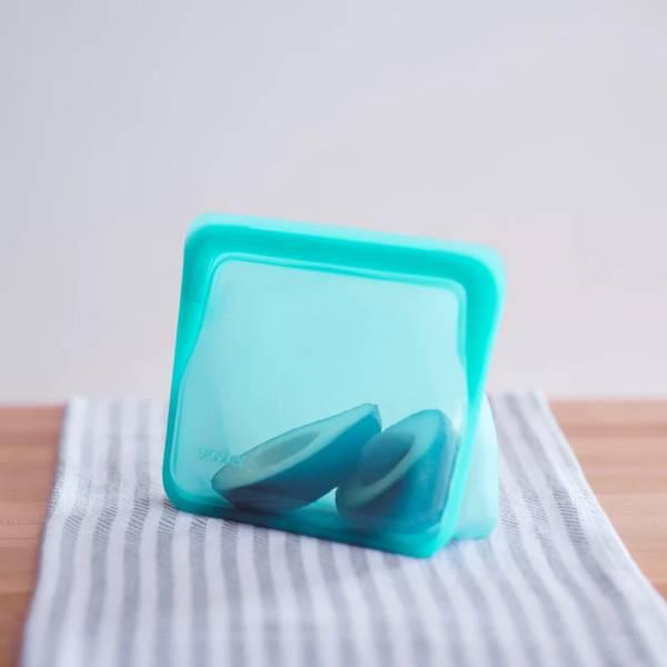 Bilde av Stasher Stand-Up Mini Aqua 828 ml *1 igjen*