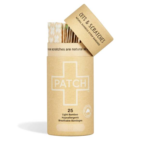 Bilde av PATCH strips naturell 25 Pack