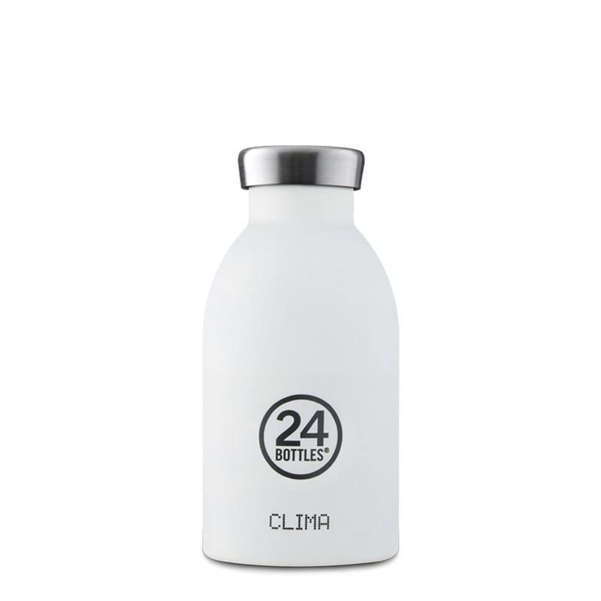 24Bottles Clima 330 ml Ice White