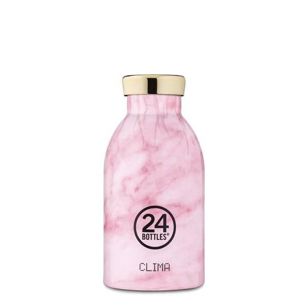 Bilde av 24Bottles Clima 330 ml Pink Marble