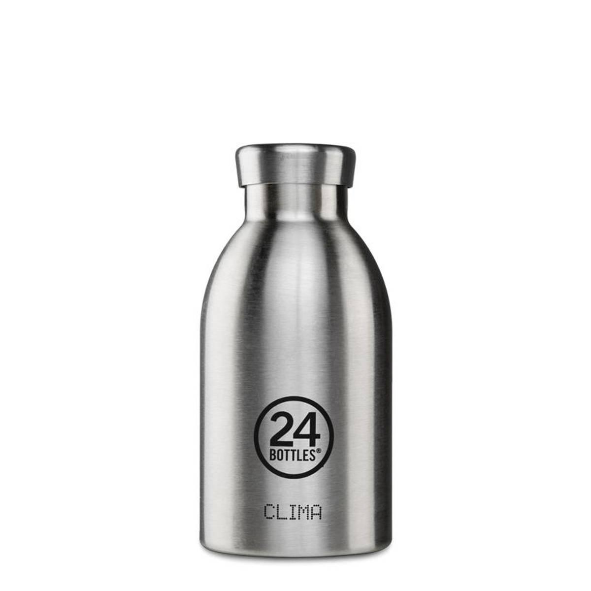 24Bottles Clima 330 ml Steel