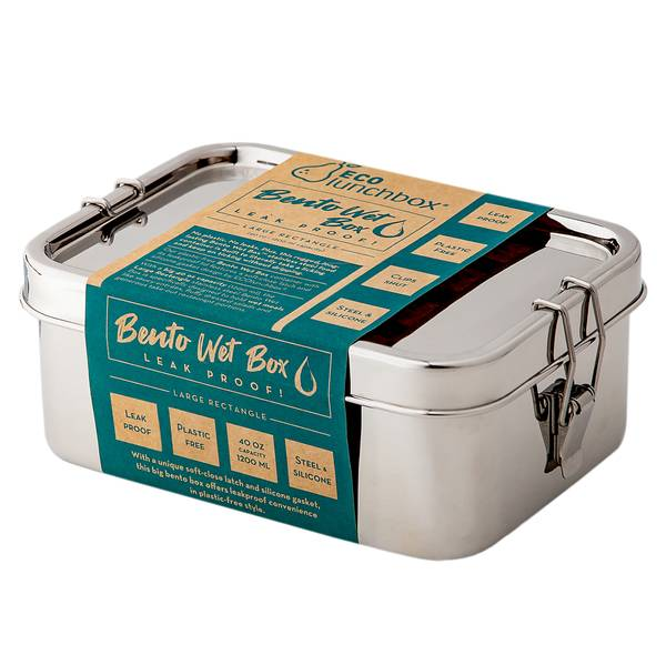 Bilde av Bento Wet Box Large Rectangle