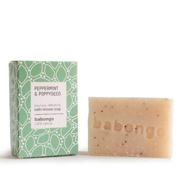 Bilde av Babongo Soap Peppermint & Poppyseed Bath&Shower