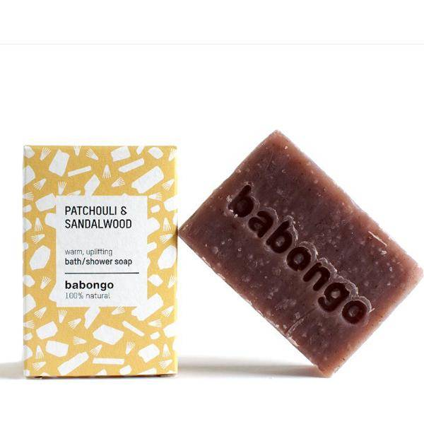 Bilde av Babongo Soap Patchouli & Sandalwood Bath&Shower