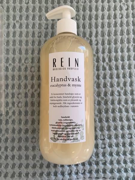 Bilde av Rein håndvask 500 ml Eucalyptus & Mynte