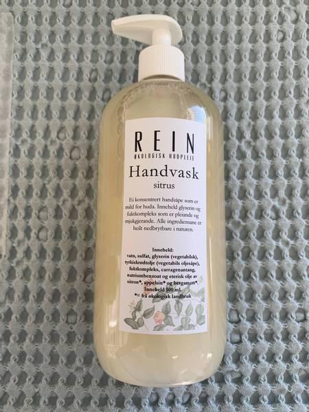 Bilde av Rein håndvask 500 ml Sitrus