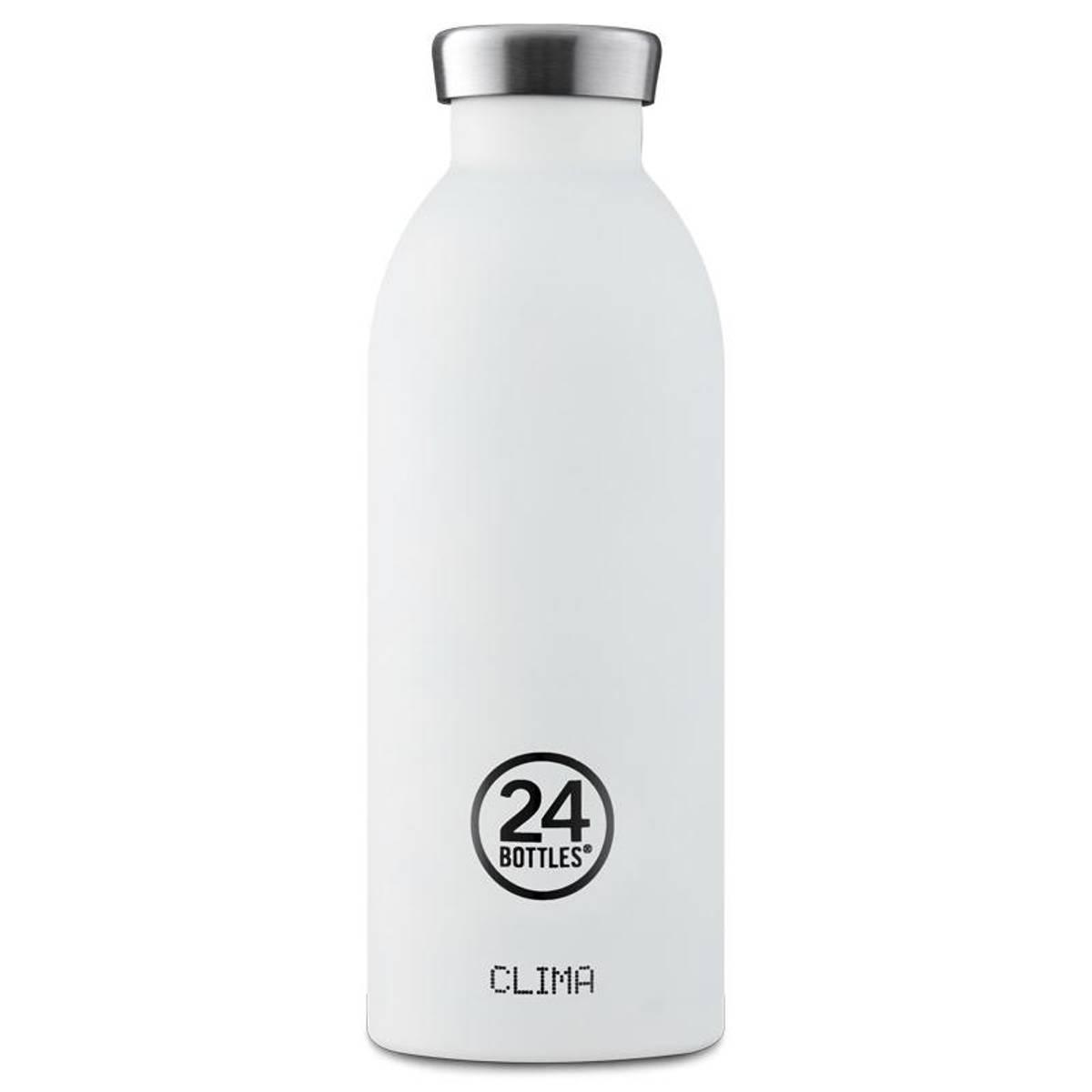 24Bottles Clima 500 ml Artic White