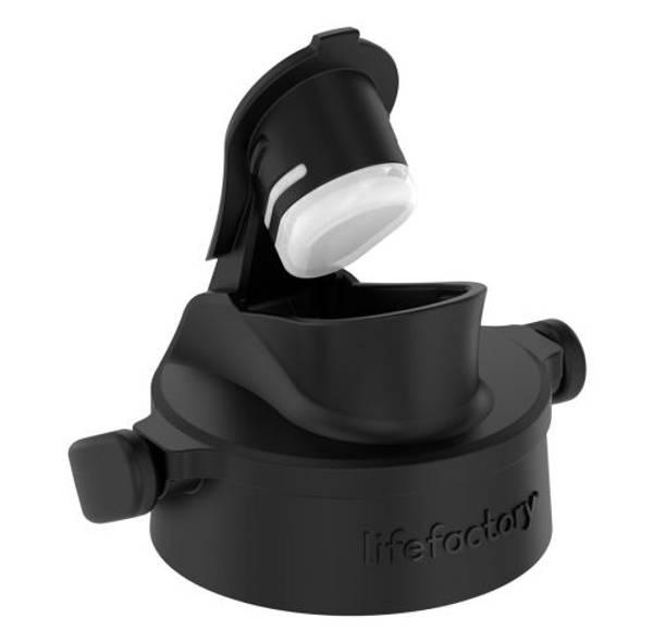 Bilde av Lifefactory Cap Active Flip Cap Black
