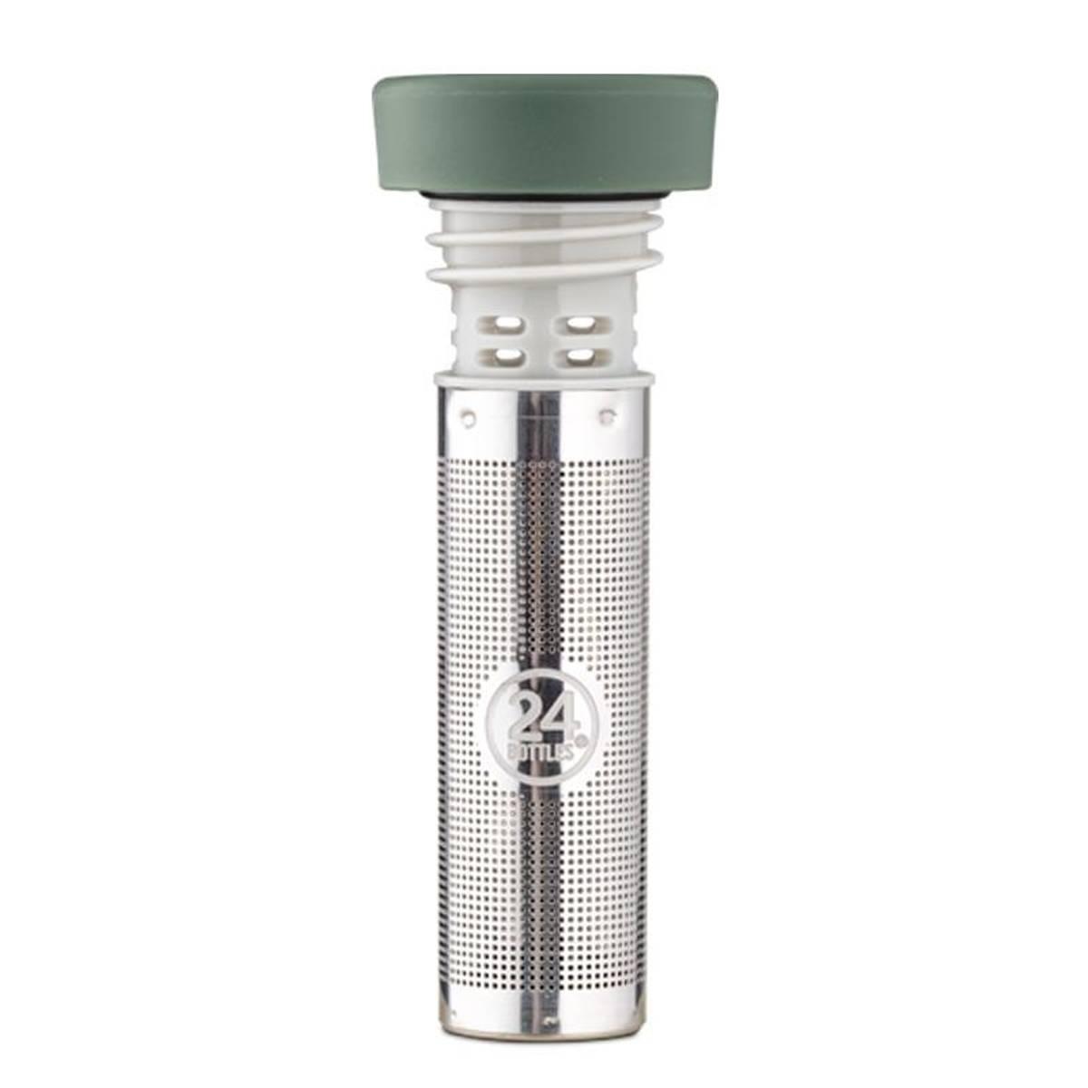 24Bottles Infuser Lid Light Green