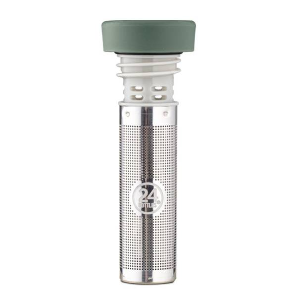Bilde av 24Bottles Infuser Lid Light Green
