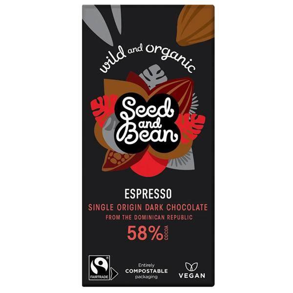 Bilde av Seed & Bean Dark Espresso 85 gram