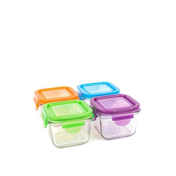 Bilde av Wean Green Snack Cubes 210ml 4pk Garden Pack