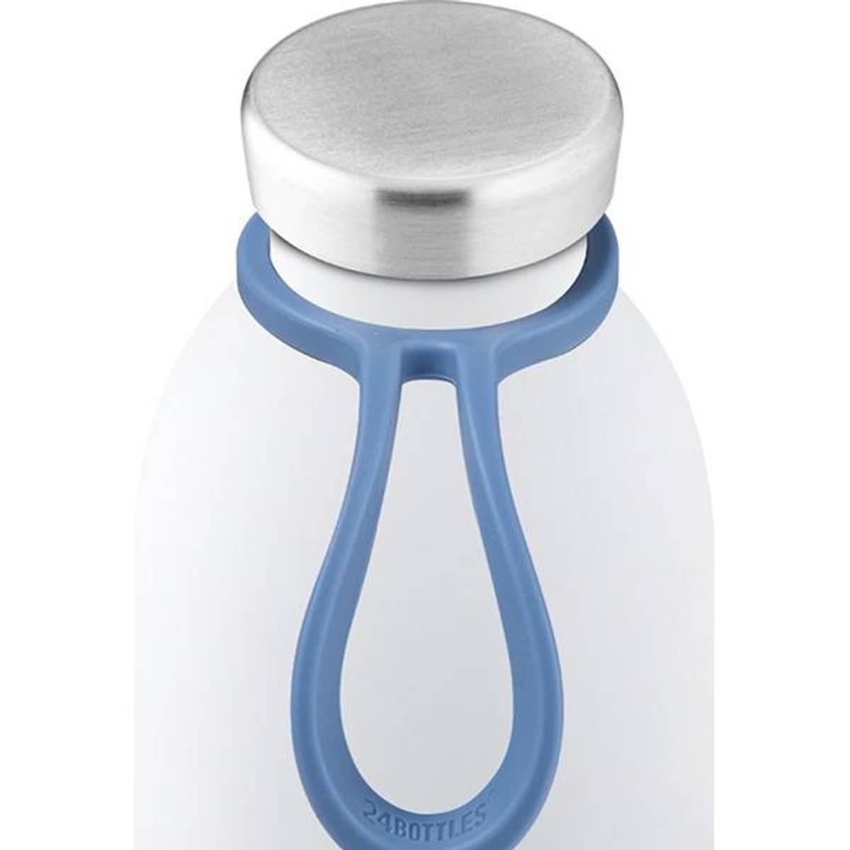 24Bottles Bottle Tie Light Blue