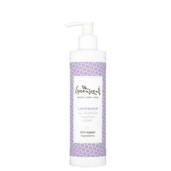 Bilde av GS Castile Soap Lavender 300 ml