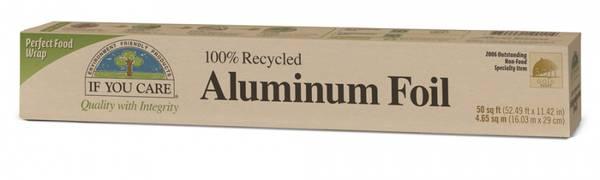 Bilde av If You Care Aluminiumsfolie resirkulert