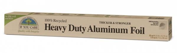 Bilde av If You Care Aluminiumsfolie ekstra sterk resirkulert