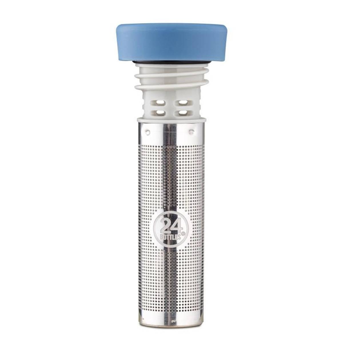 24Bottles Infuser Lid Light Blue