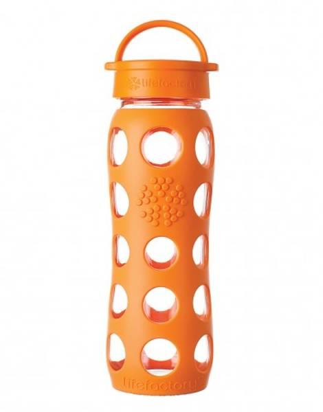 Bilde av Lifefactory 650ml Orange Classic Cap