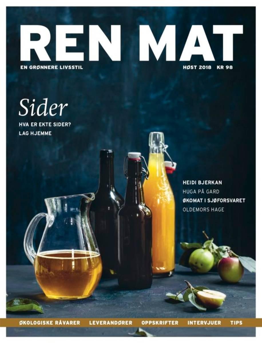 Ren Mat magasinet 2018 Høst Sider