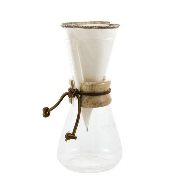 Bilde av CoffeeSock Chemexfilter  3 kopper (2-pk)