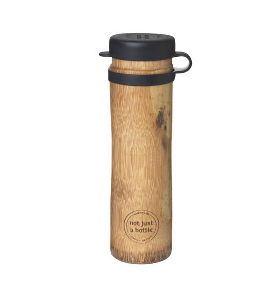 Bamboo SPORT Black lid