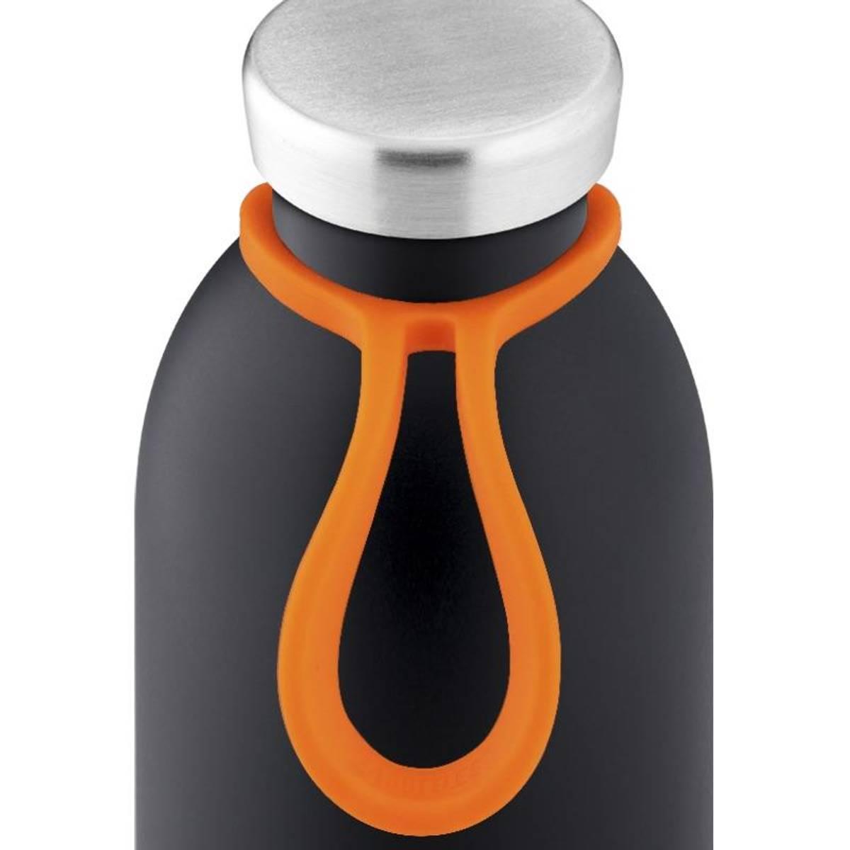 24Bottles Bottle Tie Orange