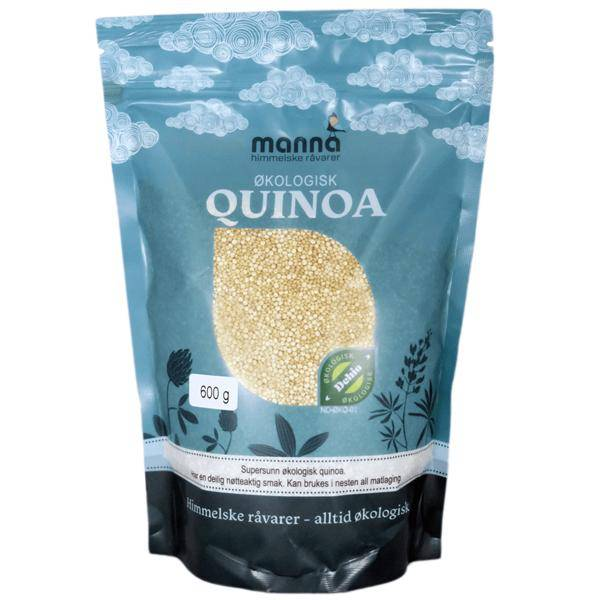 Bilde av Manna Quinoa Økologisk 600 gram
