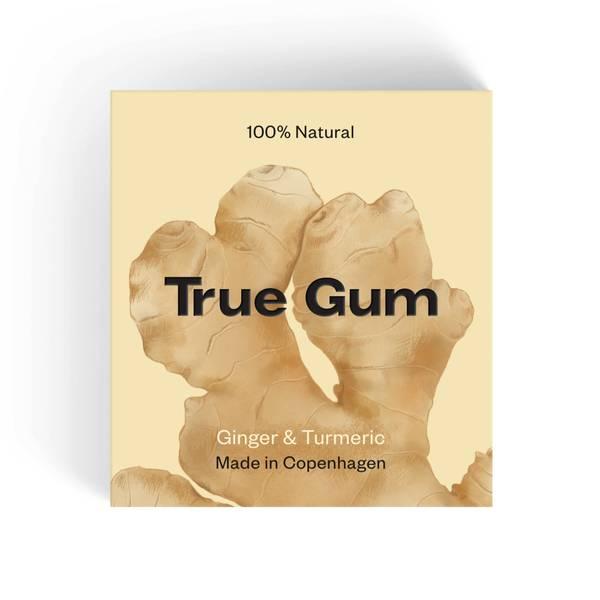 Bilde av True Gum Ginger & Tumeric