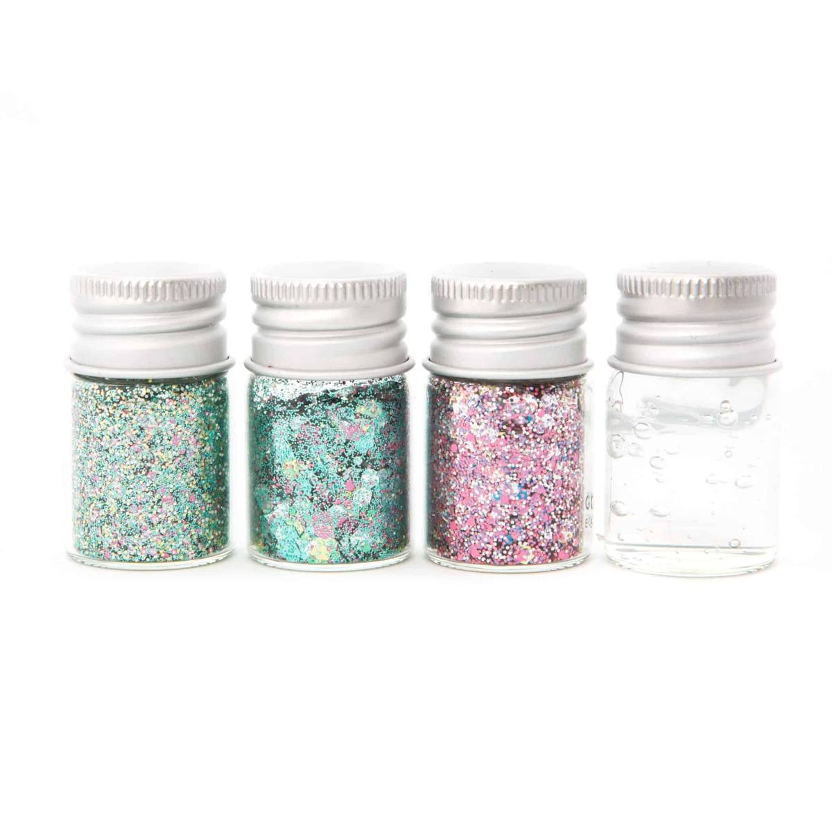 Glitter Eco Lovers Cotton Candy Party Kit