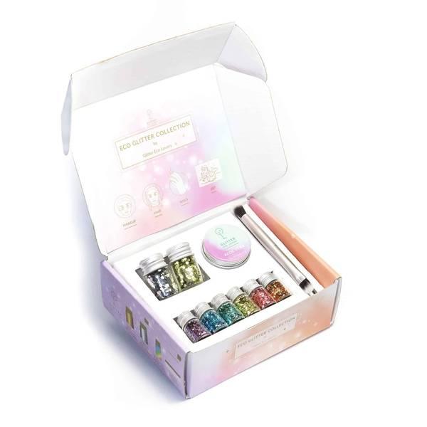Bilde av Glitter Eco Lovers Glitter Collection gavesett