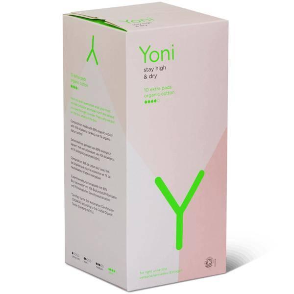 Bilde av Yoni Inkontinens Extra pads 10 stk